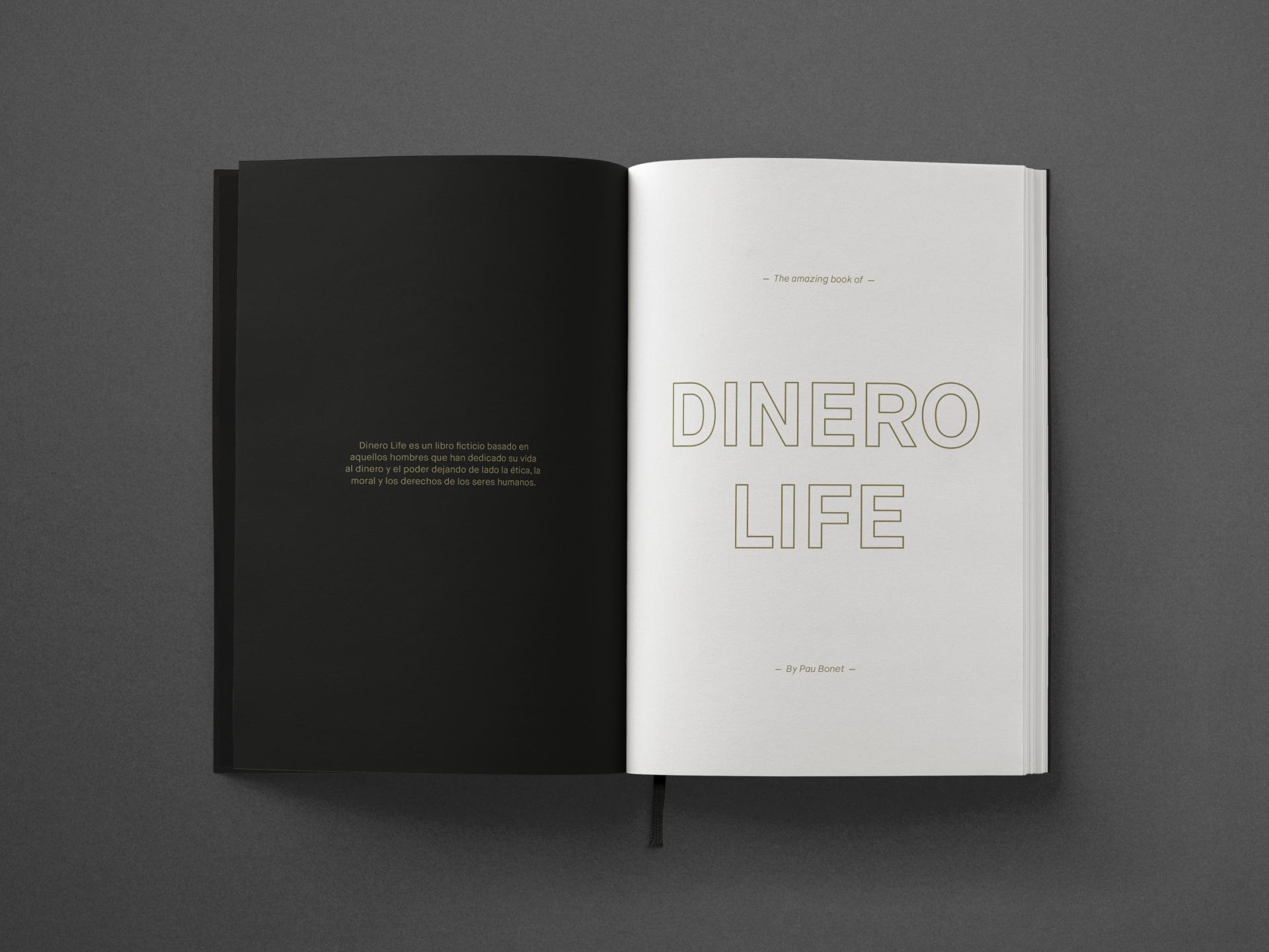 Pau Bonet — Creative & Art Director Dinero Life