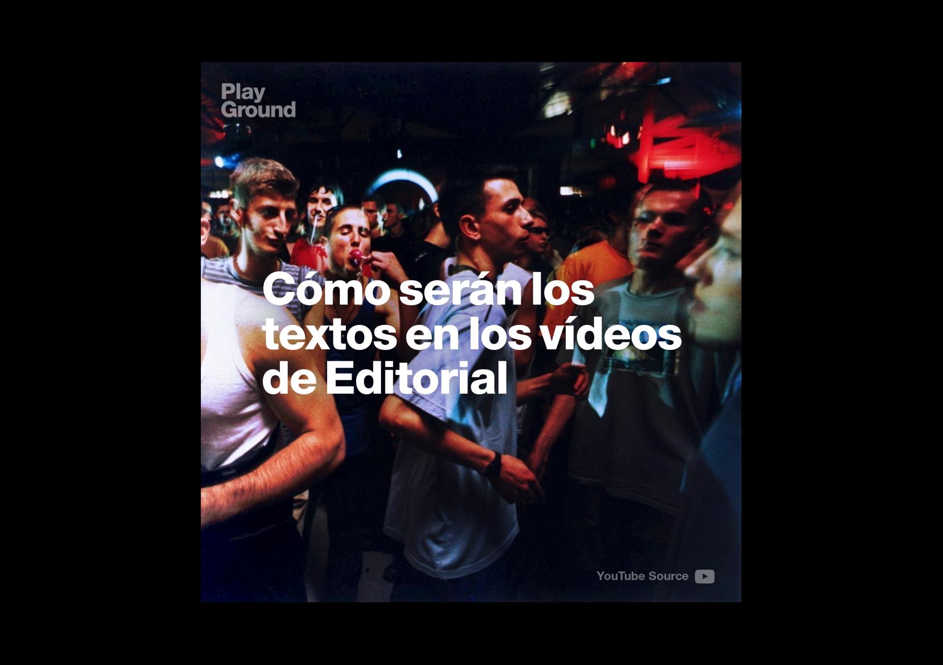 Pau Bonet — Creative & Art Director PlayGround