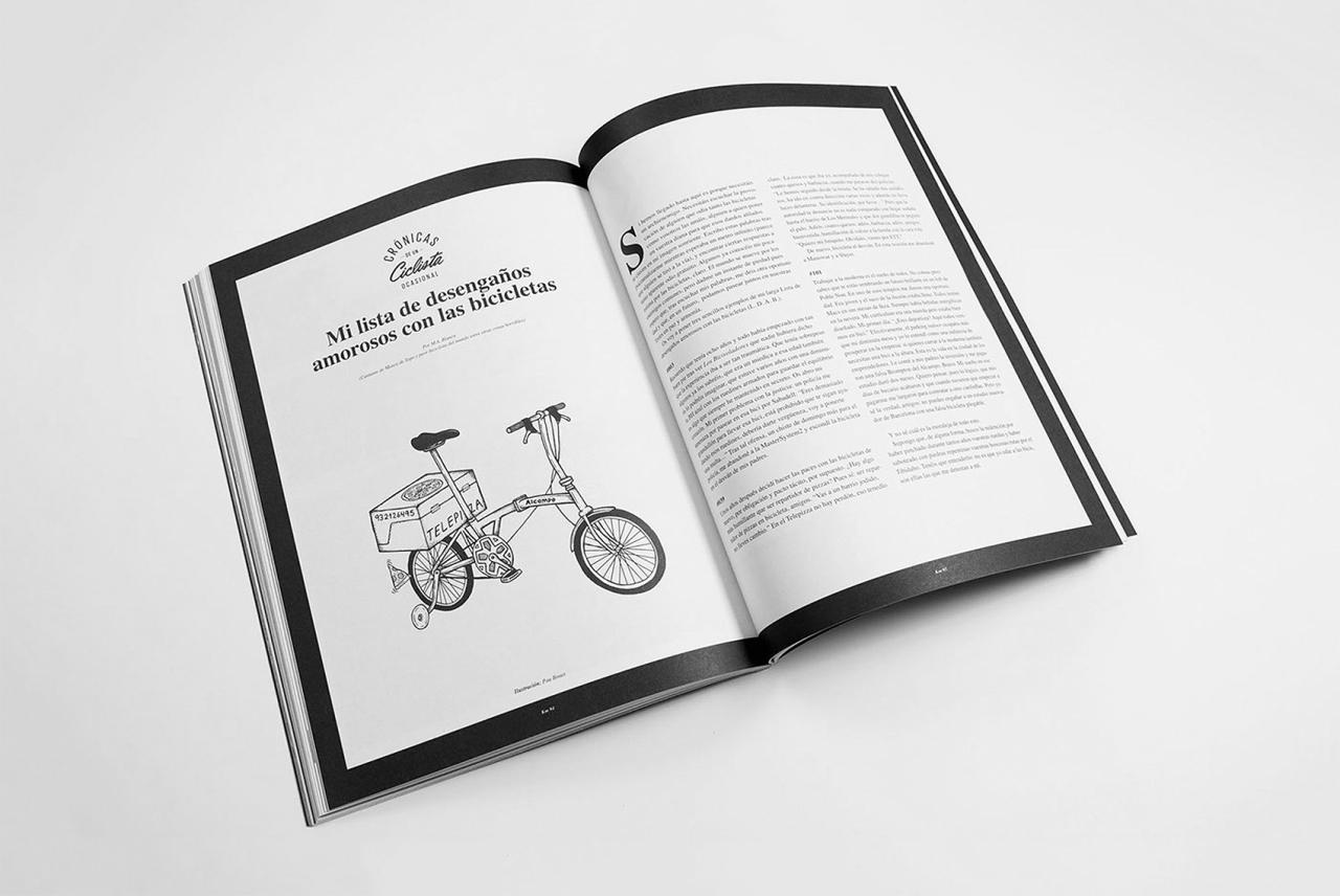 Pau Bonet — Creative & Art Director Volata Magazine