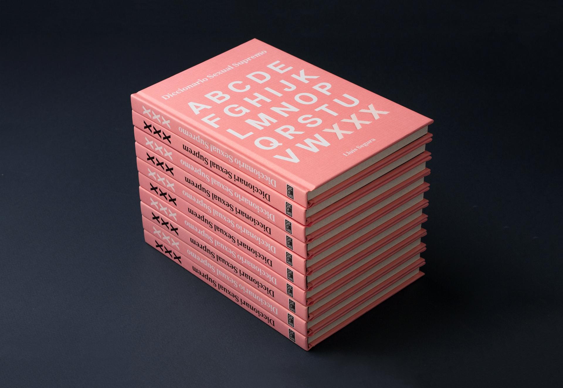 Pau Bonet — Creative & Art Director Diccionario Sexual Supremo
